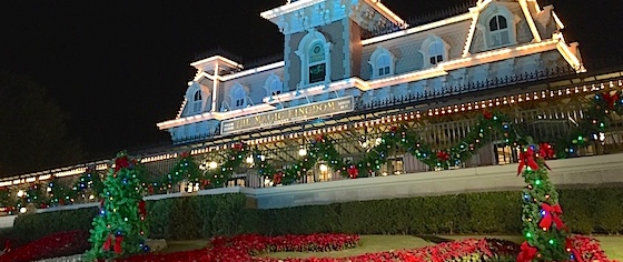 Tickets go on sale for Disney World's annual holiday parties