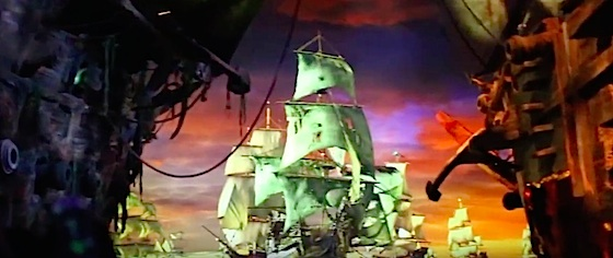 First full video of Shanghai Disneyland's Pirates of the Caribbean