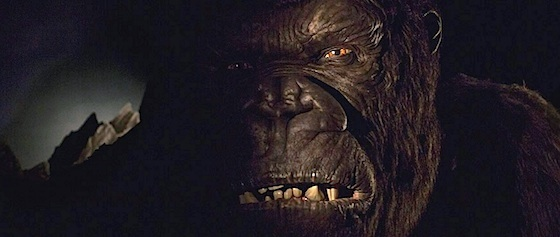 Here's your first look at the new face of King Kong