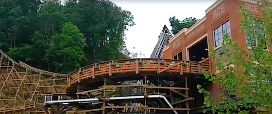Fans gain one, lose one on new coaster openings