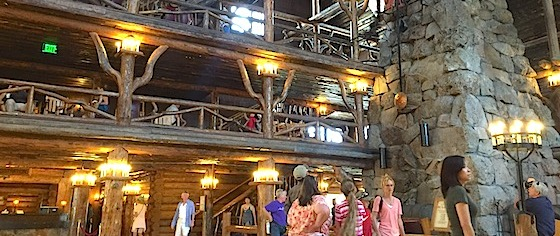 Finding the Inspiration: Disney's Wilderness Lodge