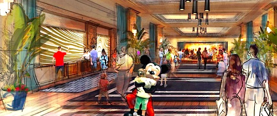 Disneyland will build a fourth on-site hotel