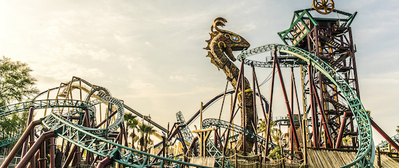 Busch Gardens' Cobra's Curse to open next week