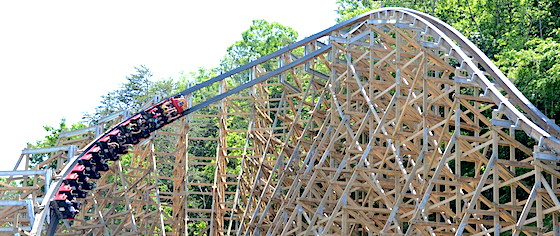 Lightning Rod opens officially at Dollywood