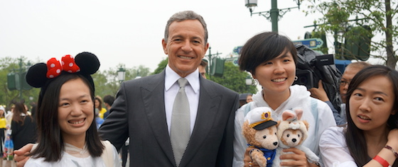 First impressions from visiting Shanghai Disneyland