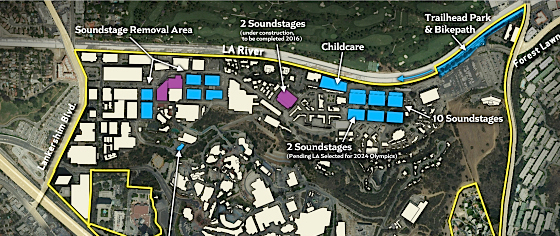 Universal Studios Hollywood reveals theme park expansion plan