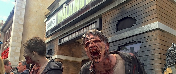 Attraction Review: The Walking Dead at Universal Studios Hollywood