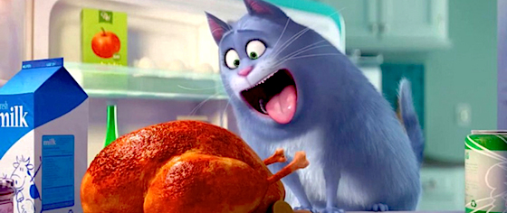 Box office rewards Universal's faith in 'The Secret Life of Pets'