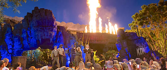 Skull Island Reign of Kong opens officially at Universal Orlando