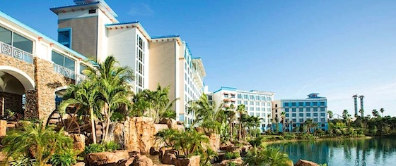 Universal Orlando opens Sapphire Falls Resort, its fifth hotel