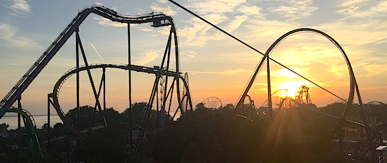 Experiencing Cedar Point's Sunrise Thrills VIP Tour