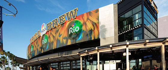 Here's how to watch the Summer Olympics at Universal Orlando