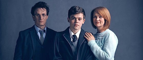 Why Albus Potter needs to join his dad, Harry, in Orlando