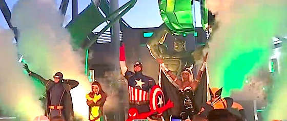 Incredible Hulk Coaster reopens at Universal's Islands of Adventure