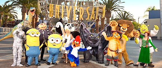 DreamWorks Animation officially joins the Universal Studios family