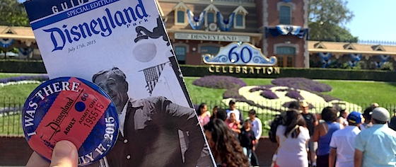 Diamonds aren't forever - Disneyland concludes its 60th celebration