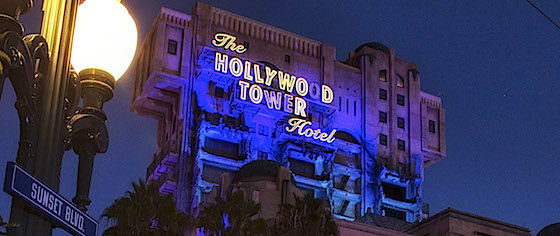 'Late Check-Out': A new way to drop in at the Hollywood Tower Hotel