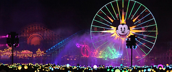 Disneyland's World of Color welcomes its Season of Light