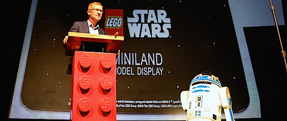 News update: The Force Awakens at Legoland, plus Disney/Zika controversy
