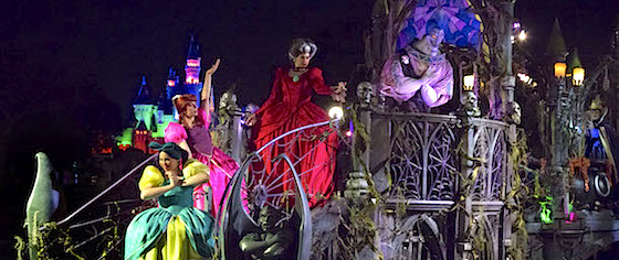 News update: New Disneyland Halloween parade; Toothsome opening