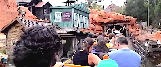 Is Disney's Big Thunder Mountain the 'wildest ride in medicine,' too?