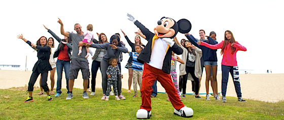 Disney gets ready to celebrate Mickey Mouse's birthday