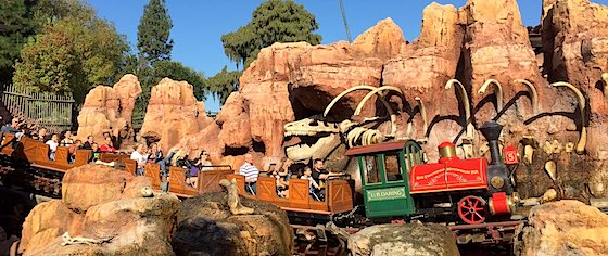 Why you have to be 40 inches tall to ride Disney's Big Thunder Mountain