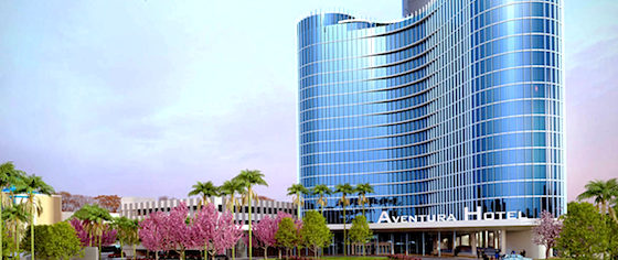 Universal Orlando announces sixth on-site resort, the Aventura Hotel