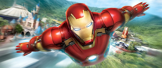 Hong Kong Disneyland announces opening date for Iron Man Experience