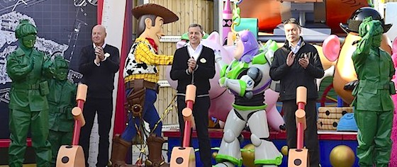 Shanghai Disneyland announces Toy Story Land expansion