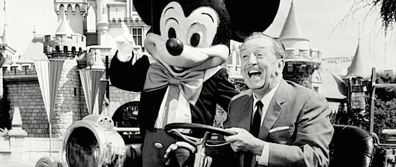 It's Walt Disney's birthday - Here's how he built the theme park industry