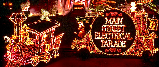 Disneyland announces dates for its Main Street Electrical Parade revival