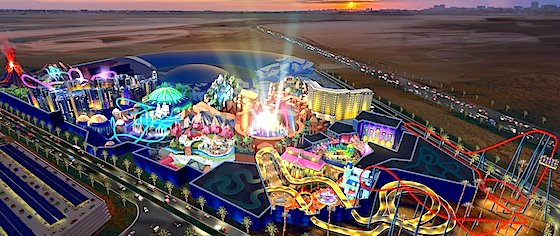 IMG Worlds plans larger, second gate for its Dubai resort