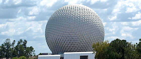 Robert's Rant on Epcot's Death Star