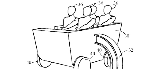Universal's patent applications offer a glimpse at future theme park attractions