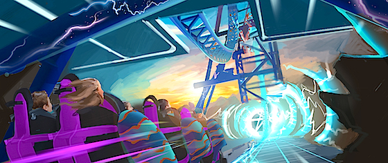 Electric Eel roller coaster comes to SeaWorld San Diego in 2018
