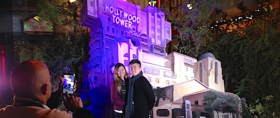 Disneyland fans say good-bye to Tower of Terror at its final check-out