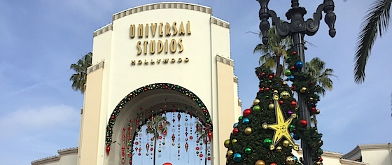 Universal Studios Hollywood sets attendance record over New Year's