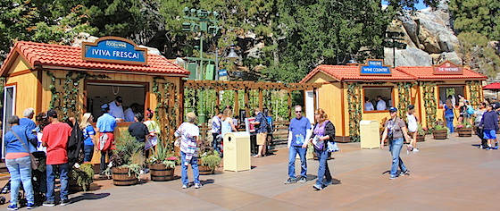 Disney announces SoCal resident deals, plus return of Food & Wine Fest