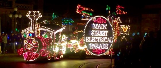 The Main Street Electrical Parade returns to Disneyland