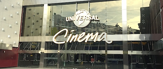 Universal Studios Hollywood shows off its new CityWalk movie theaters