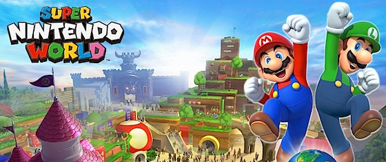 Let's talk Nintendo with the creative director at Universal Studios Japan