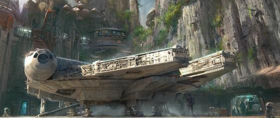 Disney CEO reveals opening dates for Avatar, Star Wars lands