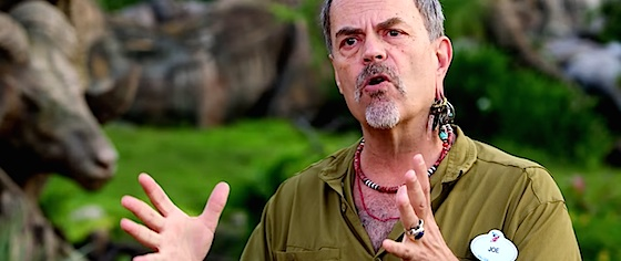 Joe Rohde: Why 'Avatar' fits in Disney's Animal Kingdom
