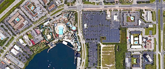 Universal Orlando files plans for 4,000 hotel rooms on Wet 'n Wild site