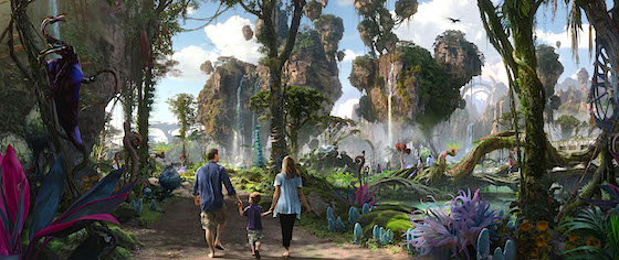 Walt Disney World opens advance reservations for Pandora