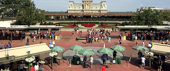 Disney prepares to change its security check at the Magic Kingdom