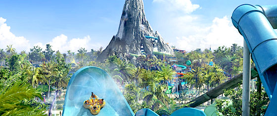 Universal Orlando reveals one-day ticket, AP prices for Volcano Bay