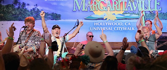 Jimmy Buffett welcomes Hollywood to Margaritaville