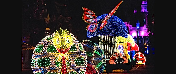 Disney update: New Disney World app, Electrical Parade extended